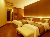 Hotel 61 Medan Kamar Family Deluxe Regular Plan