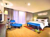 Harper Kuta - Deluxe Room with Breakfast Basic Deal 25% OFF
