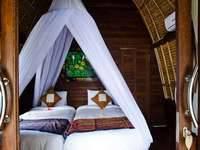 Lotus Garden Huts Bali 1 Bedroom Hut with AC Regular Plan