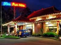 Hotel Puri Asri Magelang Front