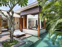 The Elysian Seminyak 1 Bedroom Pool Villa - Free and Easy Regular Plan