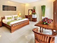 The Vie Villa Bali Deluxe Room with Pool View Room Only  Promo 50% - Non Refundable
