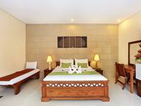 The Vie Villa Bali Deluxe Room with Pool View Flash Deal 50% With Breakfast Non Refundable