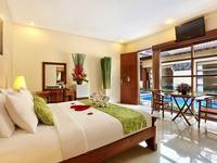 The Vie Villa Bali Deluxe Room with Pool View Room Only Flash Deal 50% Non Refundable