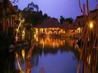 Sapu lidi Resort Hotel Bandung View