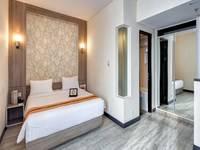 Oria Hotel Jakarta Deluxe Room Hanya Kamar