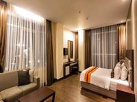 Oria Hotel Jakarta Executive Suite Room Only