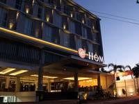 HOM Hotel Jogja Front View