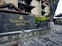 gambar Taman Suci Hotel