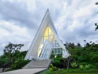 The Green Forest Resort Bandung Chapel