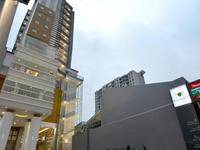 Gino Feruci Hotel Bandung Front View