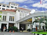 Inna Garuda Hotel  Exterior