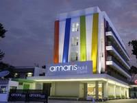 Amaris Cirebon Tampilan Depan