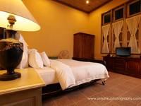 Kayu Arum Resort Salatiga Kamar Superior Double Dengan Sarapan