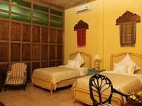 Kayu Arum Resort Salatiga Kamar Superior Twin Dengan Sarapan