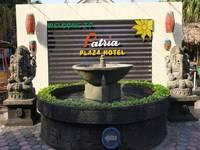 Patria Plaza Hotel Blitar Facade
