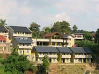 Villa Lemon Bandung Exterior