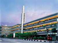 Savoy Homan Bandung Tampilan depan Hotel
