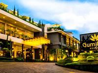 Gumilang Regency Hotel Bandung Front View