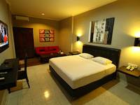 Amazing Kuta Hotel Bali Suite Room with Breakfast Regular Plan