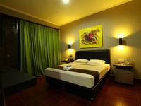 Amazing Kuta Hotel Bali Deluxe Room with Breakfast Regular Plan
