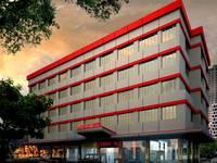 Batam City Hotel Batam Facade