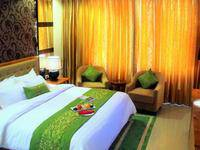 Gran Surya Hotel Bali Deluxe Room Regular Plan