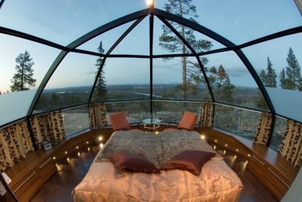 Winter-Resorts-Kakslauttanen-Igloo-Village-2