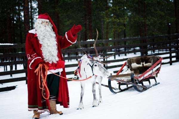 Rovaniemi-Finnish-Lapland