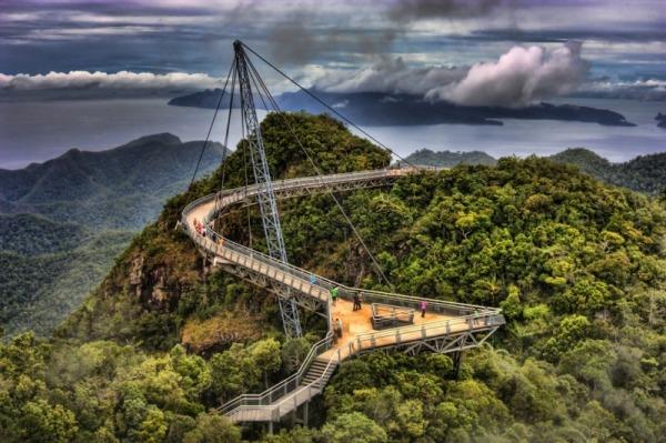 Jembatan Jembatan Menakjubkan Dari Seluruh Dunia