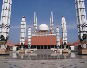 Mosque-Agung-Jawa-Tengah-Semarang-Indonesia-8