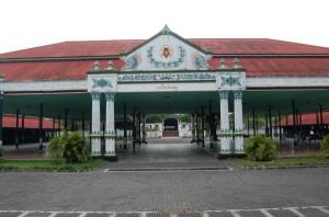 gerbang kraton Yogya