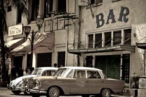 mobil kota tua