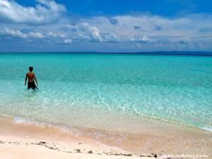 pantai pulau ndaa wakatobi