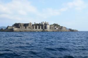 Gunkanjima-island-
