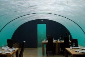 Ithaa Restaurant, Maladewa