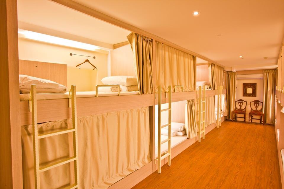 Hostel Adler Seperti Memberi Standar Bagi Sebuah Yang Mewah Di Singapura Penginapan Ini Disebut Sebagai Termewah Nomor Satu Asia Oleh