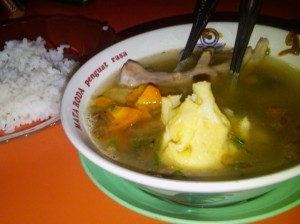 sup kembang waru