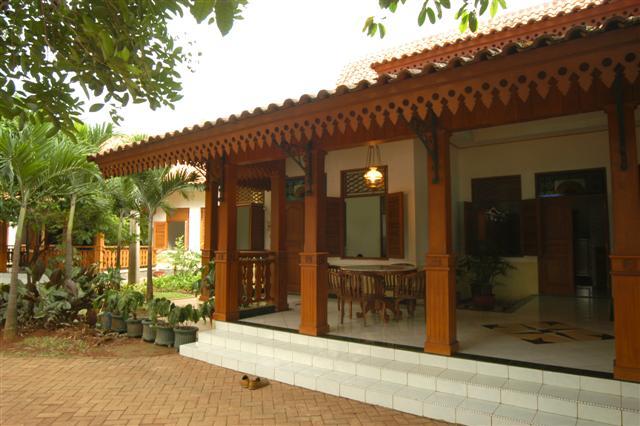 Model Teras Rumah Joglo Sederhana  a 10 desain rumah jawa modern untuk inspirasi anda