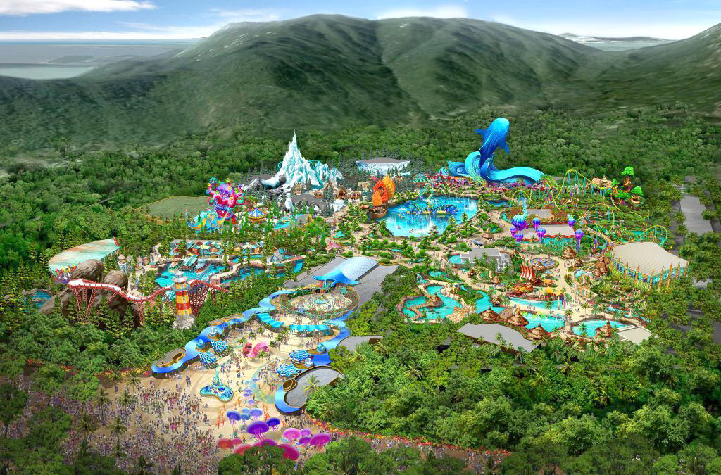 Chimelong-Aerial