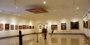 Adventure in the World of Painting, Pasifika Museum, Bali, Indonesia