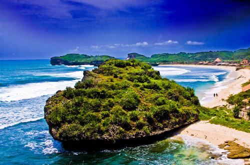 5 Pantai Terindah Yang Wajib Dikunjungi Di Yogyakarta