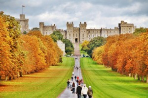 Windsor Castle, Inggris