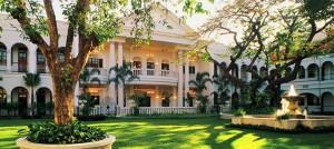 Hotel Majapahit yang mewah dan menawan