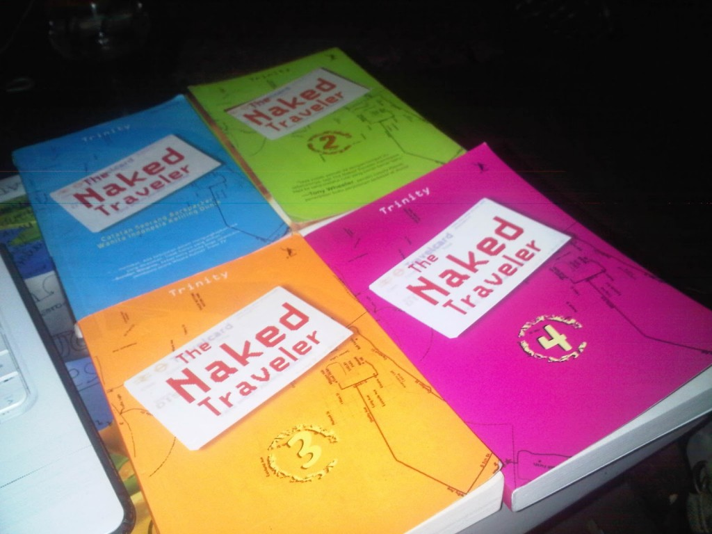 Mau Traveling? Baca Dulu Buku-buku Inspiratif Ini!