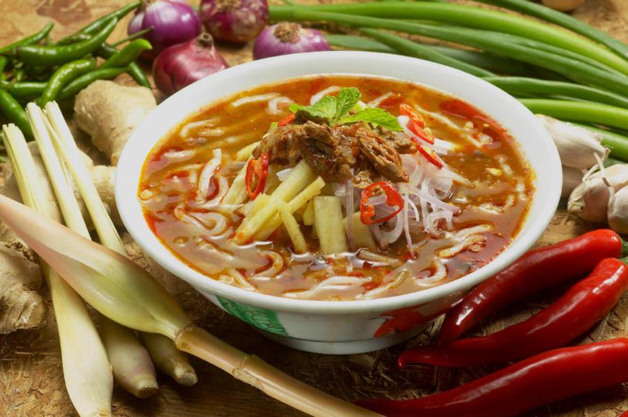Daftar Kuliner Yang Wajib Dicoba Di Penang Malaysia