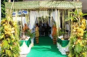 Foto 1 Pernikahan Adat di Indonesia