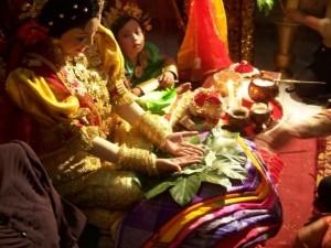 Foto 4 Pernikahan Adat di Indonesia
