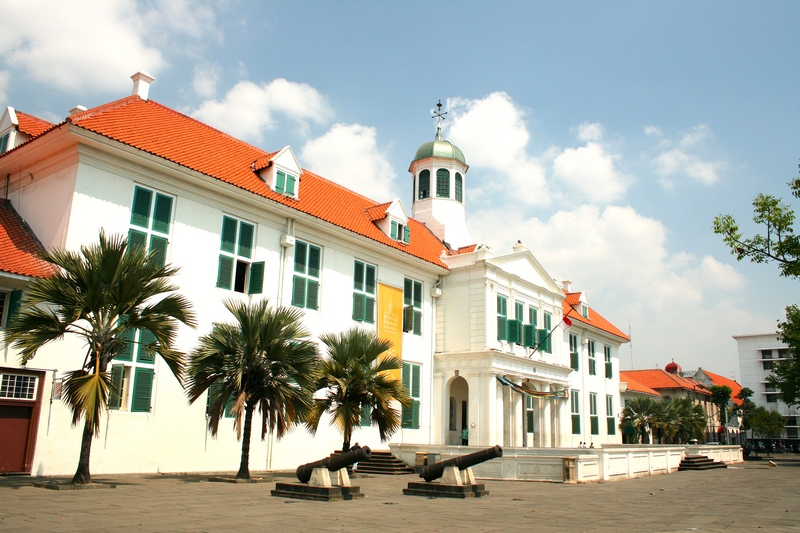 Kota Tua Jakarta Wisata Untuk Pecinta Fotografi Dan Sejarah