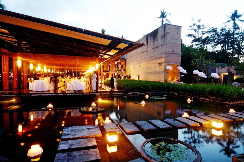 Hotel Romantis Untuk Bulan Madu Di Bali